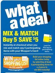 kroger what a deal sale