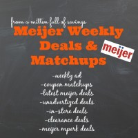 Meijer Ad: Michigan Weekly Deals & Matchups 9/21-9/27