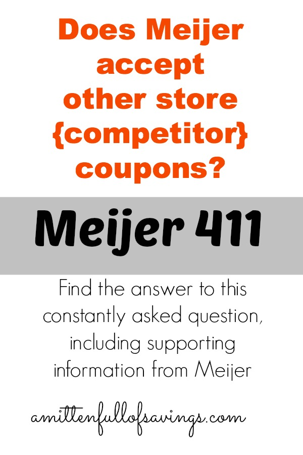 Meijer is a leading one-stop marketplace for every family's needs. Reasonable prices and a vast collection of everything from outdoor landscaping supplies to products for taking care of the home provide you with an easy and simple solution for getting it all in one place.