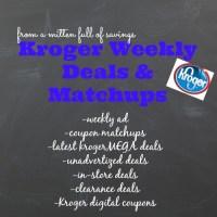 Kroger Michigan Deals & 10 for 10 Sale 9/17-9/23