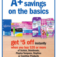 Meijer: STOCK UP Deal on Schick Razors