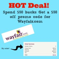 HOT Deal: Score Free Stuff on Wayfair with Promo Code