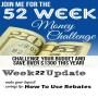 52 Week Money Challenge: How To Use Rebates