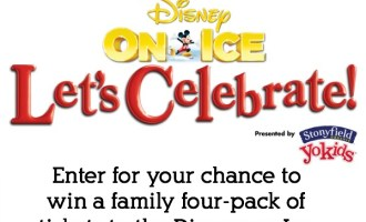 Disney On Ice Let's Celebrate Giveaway!