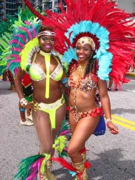 Crystal and Amity - Carnival