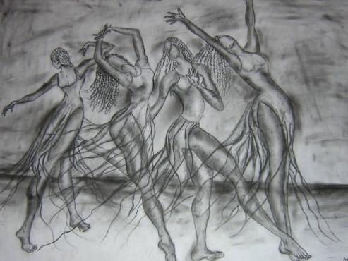 Lyrical Dancers