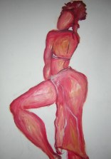 red lady 2