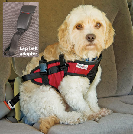 deluxe car harness