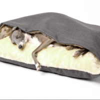 Friday Fetch: Luxury Dog Beds from Charley Chau