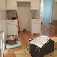 Weekend Update - Big Kitchen Renovation