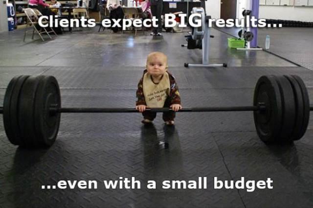 big-results-small-budget