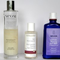 The Blissful Bath: Lavender Three Ways