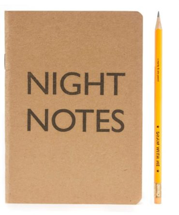 stationery liberty night notes