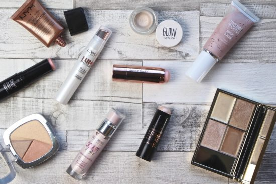 budget makeup highlighters
