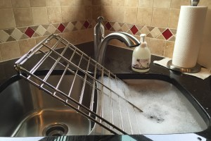 Around the House: Cleaning Your Oven
