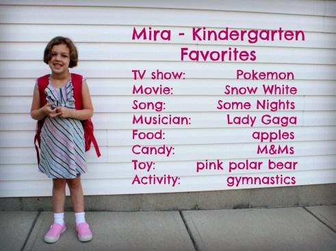Mira - Kindergarten