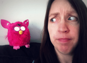 Eeeeevil Furby