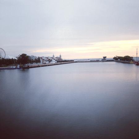 Chicago morning BlogHer13