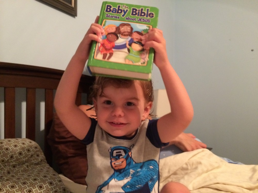 our favorite bibles for toddlers