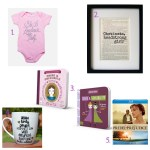 A Baby Gift for the Jane Austen Lover.