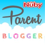nuby parent blogger badge