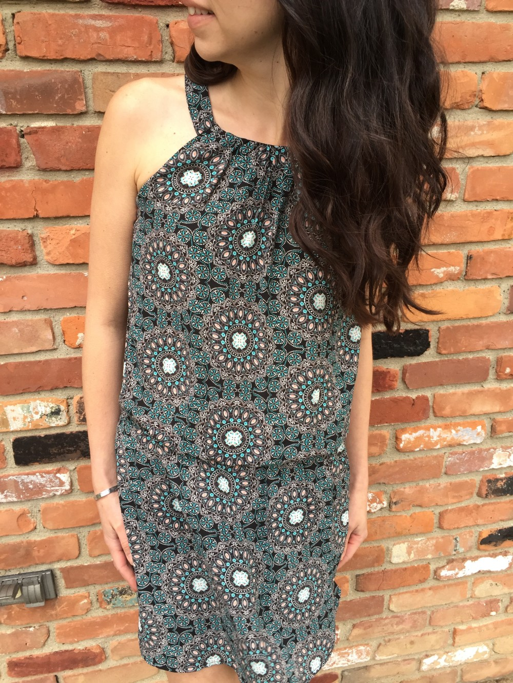 Arlene dress, collective concepts, from my May 2016 Stitch Fix // a monkey and his mama