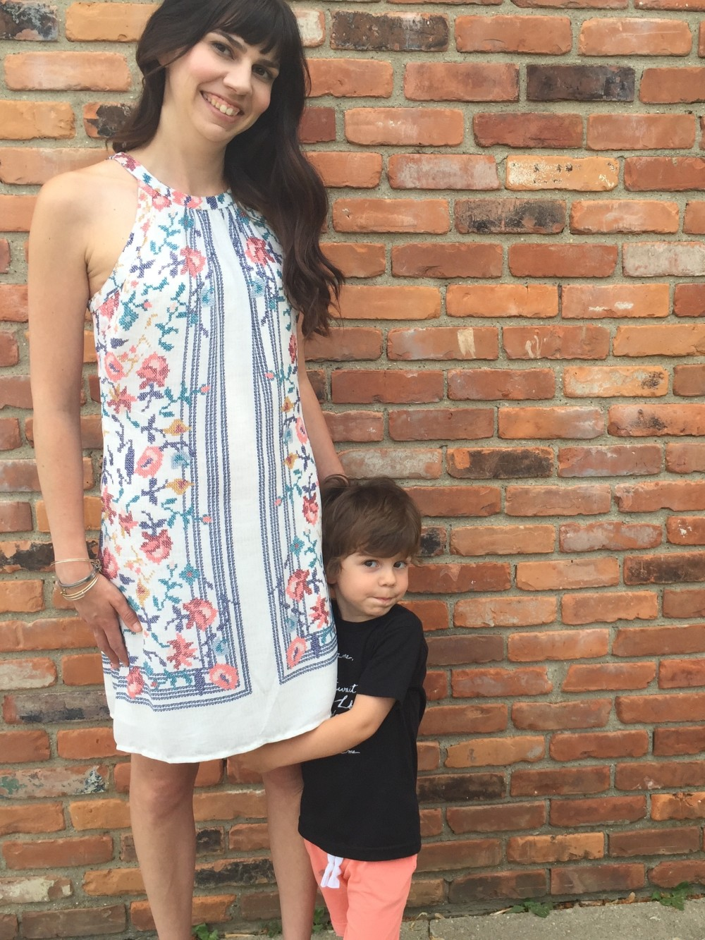 cadin dress by brixon ivy from my June 2016 Stitch Fix // a monkey and his mama