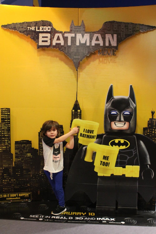 LEGO Batman Movie Days // a monkey and his mama