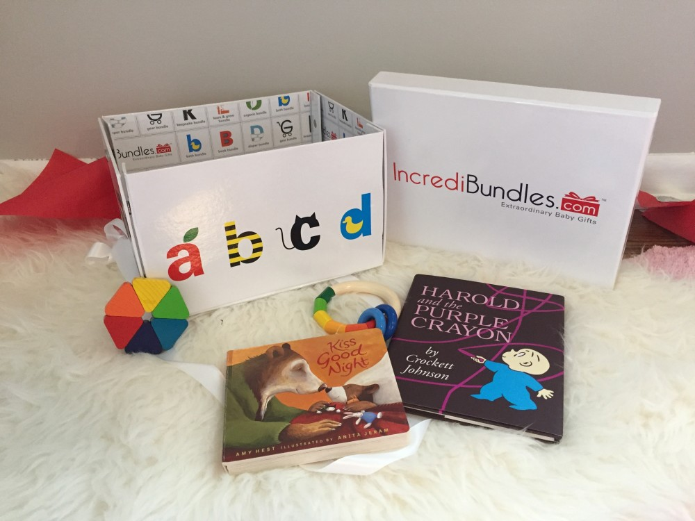 creative baby gifts with incredibundles // a monkey and his mama