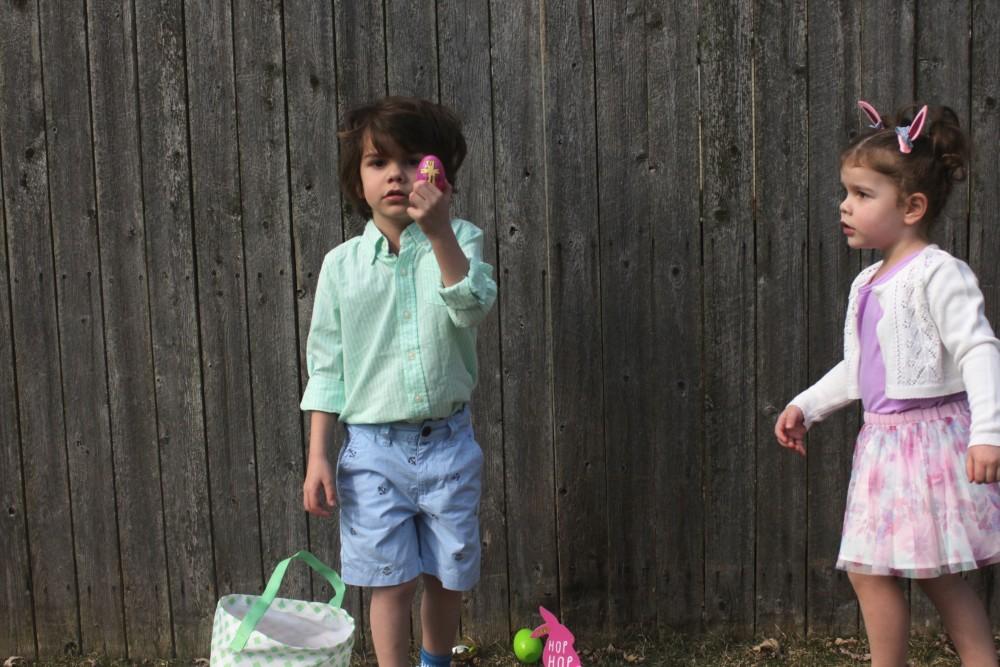kids fashion for easter with oshkosh b'gosh