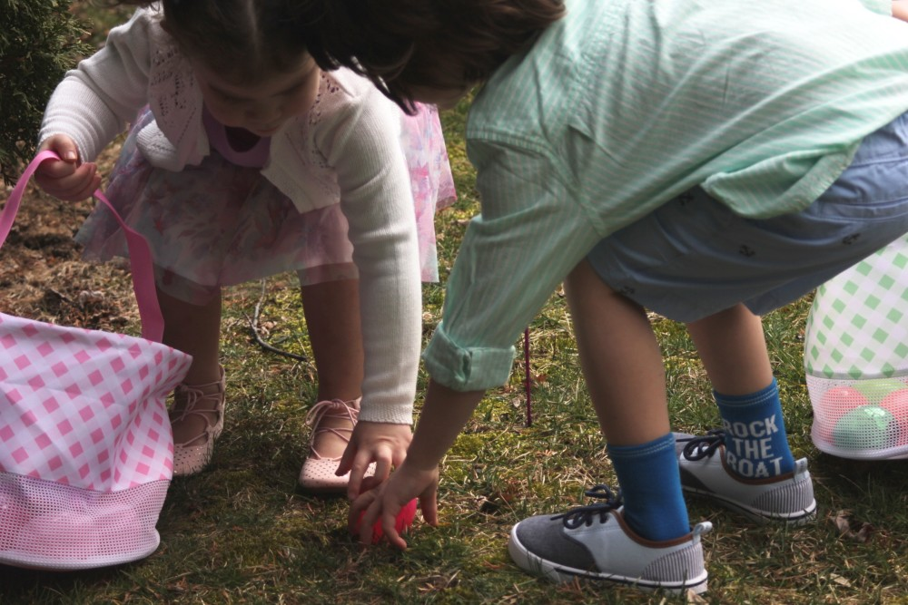 casual and comfortable easter fashion for kids
