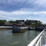 Coming into Governor's Island