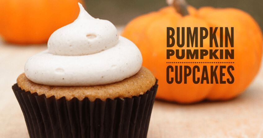 Pumpkin Cupcakes – A Tasty Recipe
