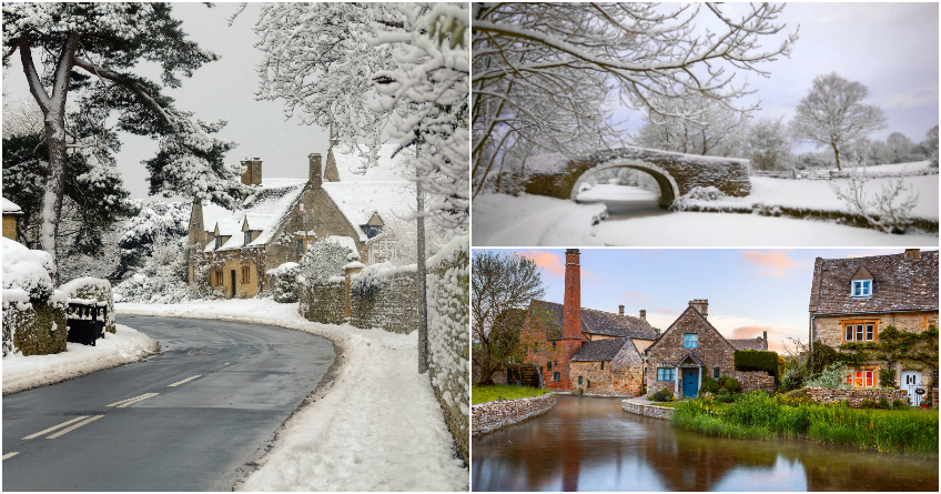 English Villages That Are Charming and Enchanting