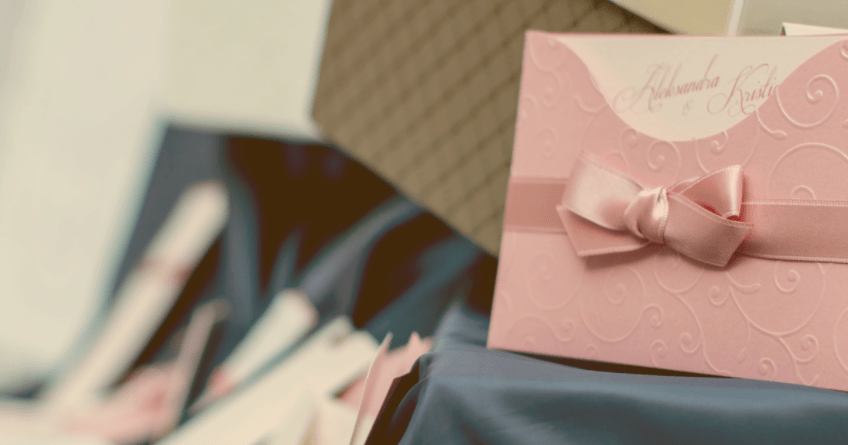 """How to Say """"No"""" to a Wedding Invitation"""