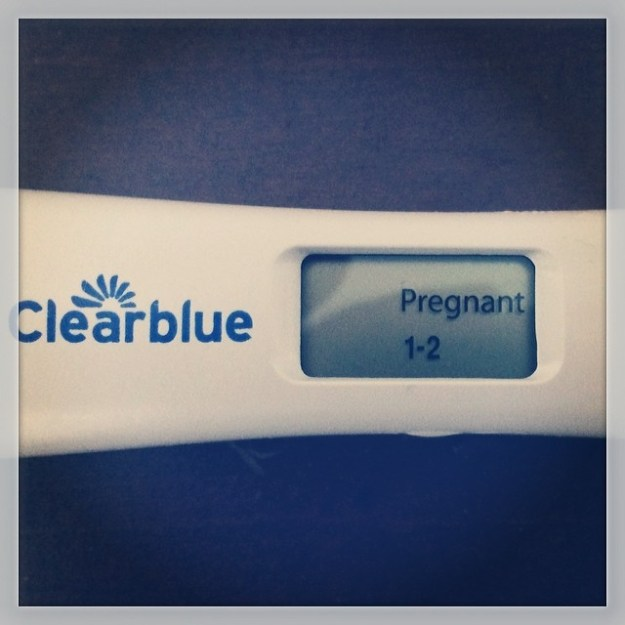 Pregnancy Test - BFP