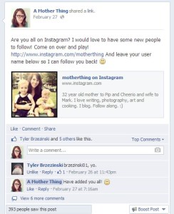 Using Facebook to Promote Your Blog - Interact directly with your followers,and let them promote themselves as you do.