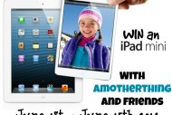 Giveaway! Apple iPad Mini 16GB. From @amotherthing