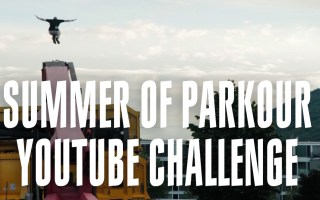 Summer of Parkour Youtube Challenge 2013