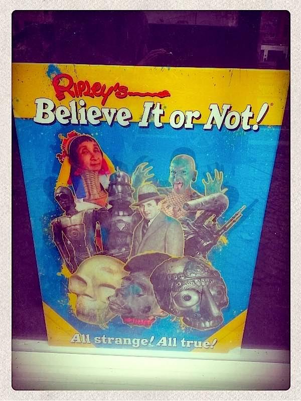 Ripley's Believe it or Not Amsterdam Museum