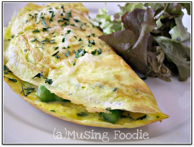 How to Create The Perfect Omelette Using Tyson® Grilled & Ready® Chicken
