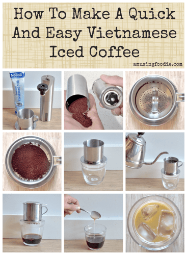 ... proof coffee cup ice cubes how to make a quick vietnamese iced coffee