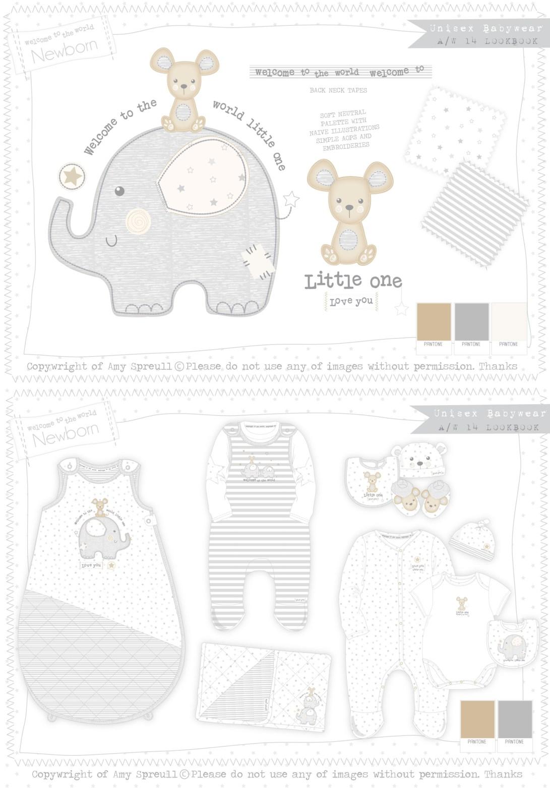 Unisex Babywear