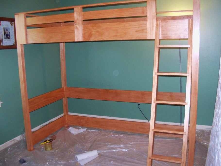 diy food storage rotation shelves