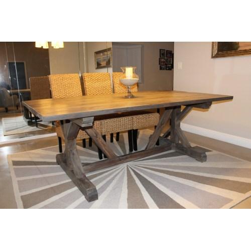 Medium Crop Of Farm House Table