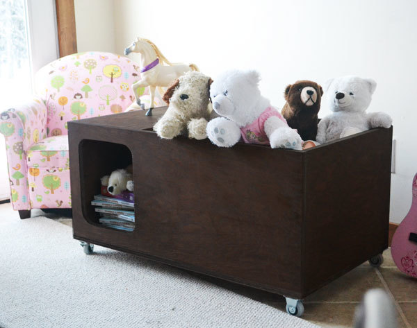 free plans for platform bed with drawers