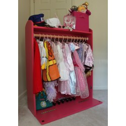 Small Crop Of Dress Up Storage