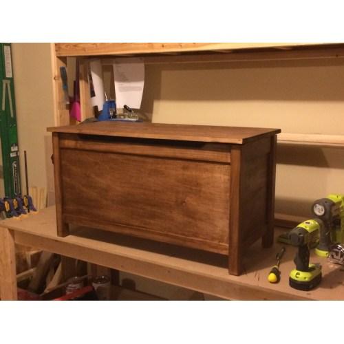 Medium Crop Of Wood Toy Box