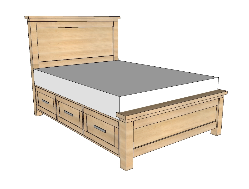 Fullsize Of Queen Bed Frame Wood