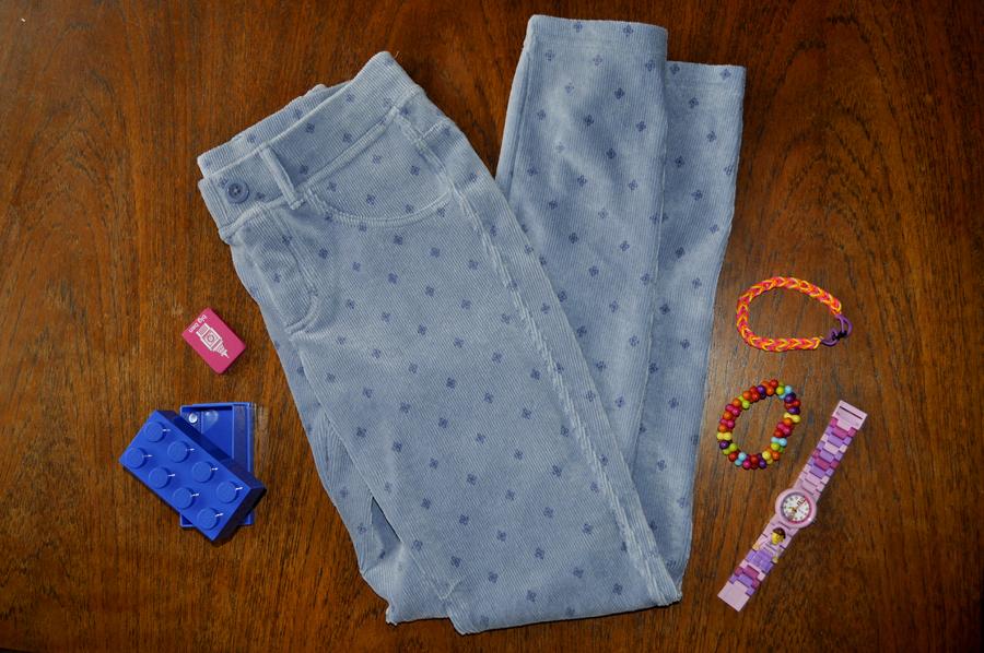 Benetton skinny trousers